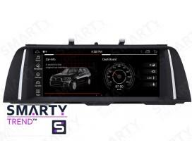 Штатная магнитола BMW 5 Series F10/F11 - Android - SMARTY Trend