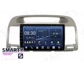 Штатная магнитола Toyota Camry V30 2002-2006 - Android - SMARTY Trend