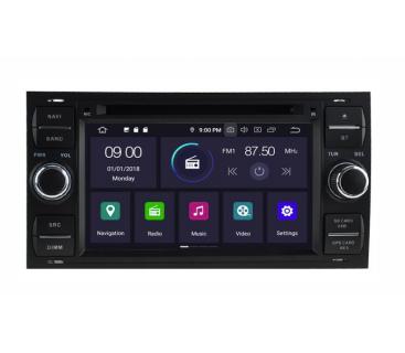 Штатная магнитола Ford Kuga 2008-2012 - Android 8.0.1 - KLYDE