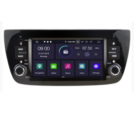 Штатная магнитола Fiat 500 2016-2019 - Android 9.0 - KLYDE
