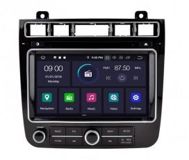 Штатная магнитола Volkswagen Touareg - Android - KLYDE