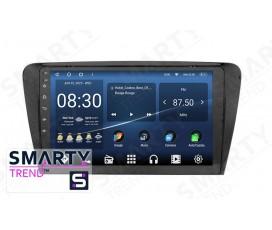 Штатная магнитола Skoda Yeti - Android - SMARTY Trend