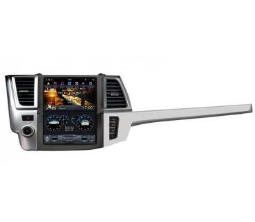 Штатная магнитола Toyota Highlander 2014+ - Tesla Style