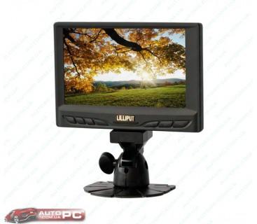 Lilliput 629GL-70NP/C/T - сенсорный VGA монитор 7-дюймов