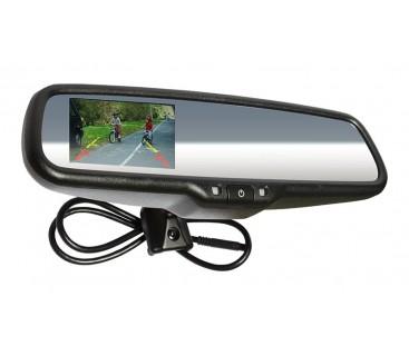 Зеркало с дисплеем INCAR VDR TY-005
