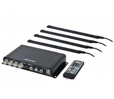 Цифровой ТВ-тюнер Incar DVB-T2