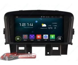 Штатная магнитола Chevrolet Cruze 2008-2013 - Android 5.1.1 - KLYDE