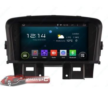 Штатная магнитола Chevrolet Cruze 2008-2012 - Android 4.4.4 - KLYDE