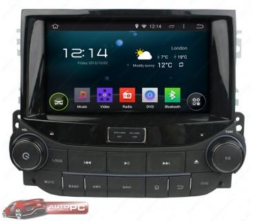 Штатная магнитола Chevrolet Malibu - Android 4.4.4 - KLYDE