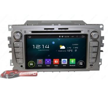 Штатная магнитола Ford Focus II 2009-2011 - Android 4.4.4 - KLYDE