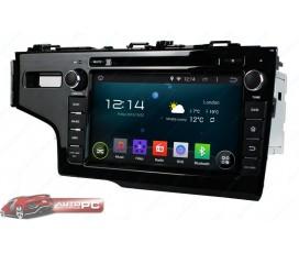 Штатная магнитола Honda Jazz / Fit 2014 - Android 4.4.4 - KLYDE