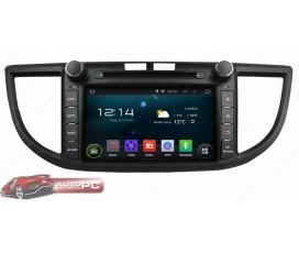 Штатная магнитола Honda CR-V 2012-2014 - Android 5.1.1 - KLYDE