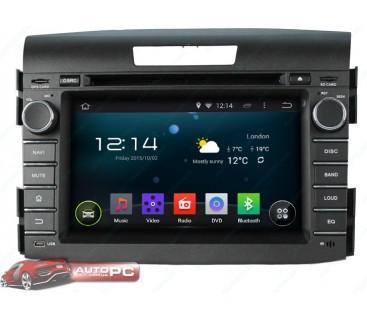 Штатная магнитола Honda CRV 2012-2014 - Android 4.4.4 - KLYDE