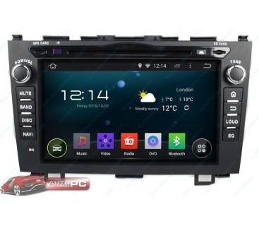 Штатная магнитола Honda CR-V 2006-2011 - Android 4.4.4 - KLYDE