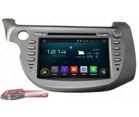 Штатная магнитола Honda Jazz / Fit - Android 5.1.1 - KLYDE