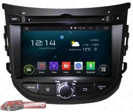 Штатная магнитола Hyundai HB20 - Android 5.1.1 - KLYDE