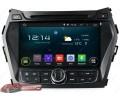 Штатная магнитола Hyundai Santa Fe (IX45) 2012-2014 - Android 4.4.4 - KLYDE