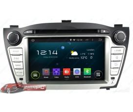 Штатная магнитола Hyundai ix35 - Android 8.1 - KLYDE