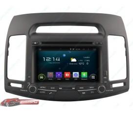 Штатная магнитола Hyundai Elantra 2007-2011 - Android 5.1.1 - KLYDE