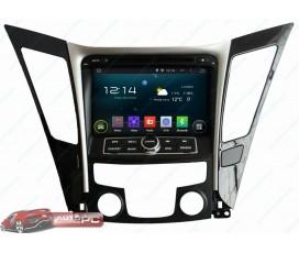 Штатная магнитола Hyundai Sonata 2010-2014 - Android 5.1.1 - KLYDE