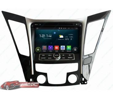 Штатная магнитола Hyundai Sonata YF 2010-2014 - Android 4.4.4 - KLYDE