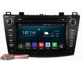 Штатная магнитола Mazda 3 2009-2013 - Android 5.1.1 - KLYDE