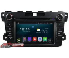 Штатная магнитола Mazda CX7 2007-2013 - Android 5.1.1 - KLYDE