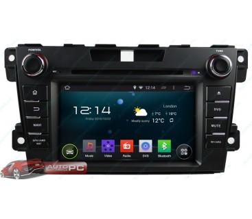 Штатная магнитола Mazda CX-7 - Android 4.4.4 - KLYDE