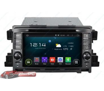Штатная магнитола Mazda 6 2012-2014 - Android 4.4.4 - KLYDE
