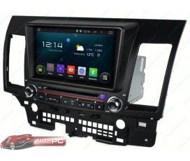 Штатная магнитола Mitsubishi Lancer 2007-2012 - Android 4.4.4 - KLYDE