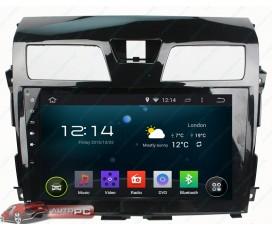 Штатная магнитола Nissan Teana 2014 - Android 5.1.1 - KLYDE