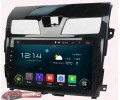 Штатная магнитола Nissan Teana 2014 - Android 4.4.4 - Full-touch 10.1 - KLYDE