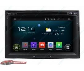 Штатная магнитола Peugeot 3008 - Android 5.1.1 - KLYDE