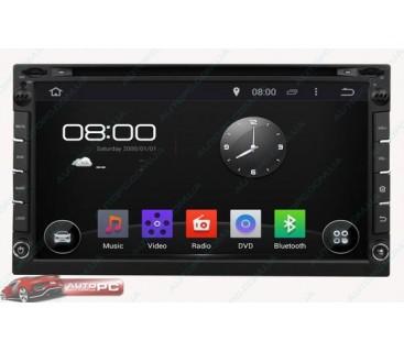 Штатная магнитола Nissan X-Trail 2001-2013 - Android 4.4.4 - KLYDE