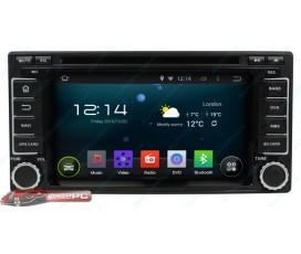 Штатная магнитола Subaru Forester 2007-2012 - Android 4.4.4 - KLYDE