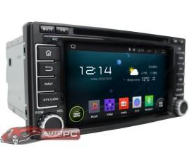 Штатная магнитола Subaru Impreza - Android 4.4.4 - KLYDE