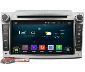 Штатная магнитола Subaru Outback 2009-2014 - Android 8.0.1 - KLYDE