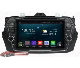 Штатная магнитола Suzuki Ciaz - Android 5.1.1 - KLYDE