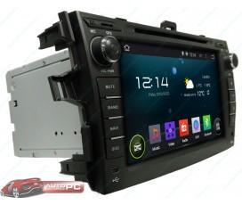 Штатная магнитола Toyota Corolla 2007-2012 - Android 4.4.4 - KLYDE