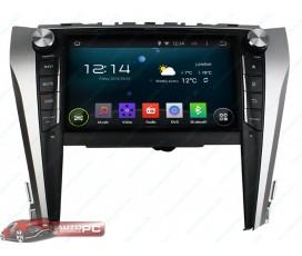 Штатная магнитола Toyota Camry V55 2014-2015 - Android 5.1.1 - KLYDE