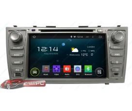 Штатная магнитола Toyota Camry V40 2006-2011 - Android 4.4.4 - KLYDE