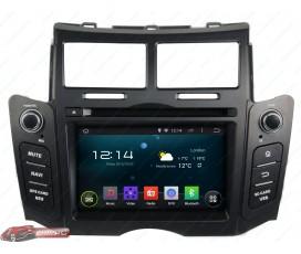 Штатная магнитола Toyota Yaris 2005-2013 - Android 8.1 - KLYDE