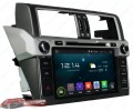 Штатная магнитола Toyota Prado 150 2013-2014 - Android 4.4.4 - KLYDE