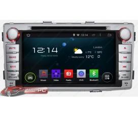 Штатная магнитола Toyota Hilux 2011-2015 - Android 5.1.1 - KLYDE