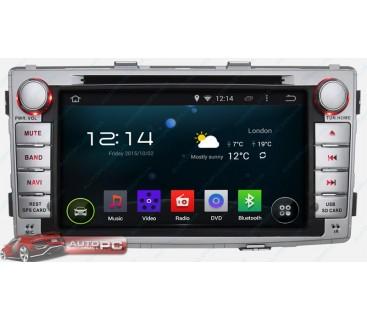 Штатная магнитола Toyota Hilux 2011-2013 - Android 4.4.4 - KLYDE