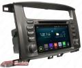 Штатная магнитола Toyota Land Cruiser 100 - Android 4.4.4 - KLYDE