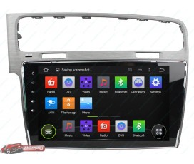 Штатная магнитола Volkswagen Golf VII - Android 5.1.1 - KLYDE