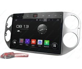 Штатная магнитола  Штатная магнитола Volkswagen Tiguan - Android 4.4.4 - Full-touch 10.1 - KLYDE