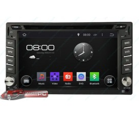 Штатная магнитола Hyundai Sonata 2006-2010 - Android 5.1.1 - KLYDE