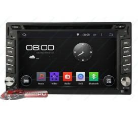 Штатная магнитола Hyundai Tucson 2004-2009 - Android 5.1.1 - KLYDE